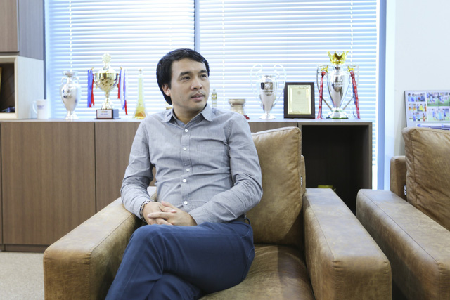 Nhà báo Phan Ngọc Tiến: Thể thao VTV đã có một ngày làm việc lịch sử cùng hành trình trở về của ĐT U23 Việt Nam - Ảnh 4.