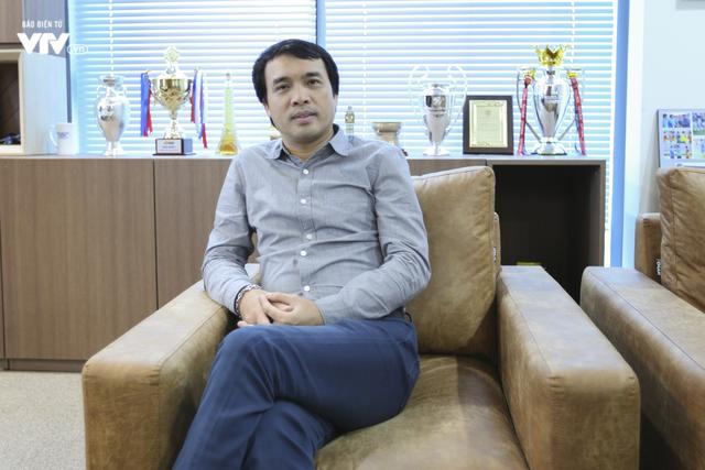 Nhà báo Phan Ngọc Tiến: Thể thao VTV đã có một ngày làm việc lịch sử cùng hành trình trở về của ĐT U23 Việt Nam - Ảnh 1.