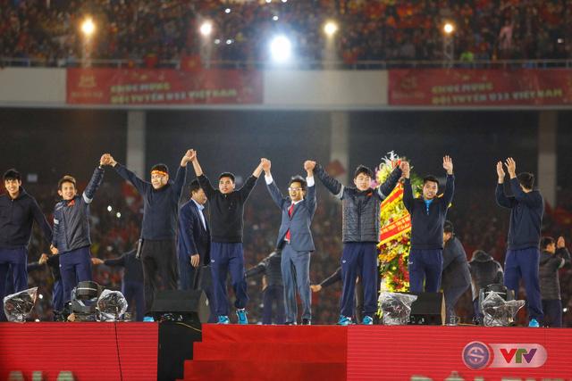 Toàn cảnh lễ vinh danh U23 Việt Nam - Ảnh 17.