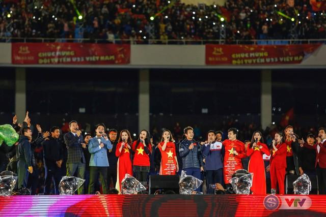 Toàn cảnh lễ vinh danh U23 Việt Nam - Ảnh 19.