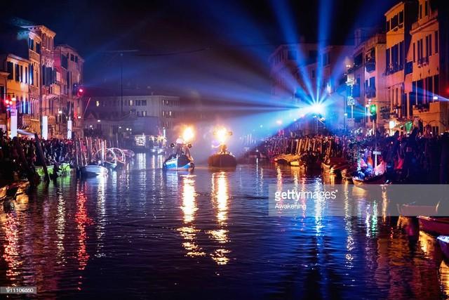 Ấn tượng lễ hội hóa trang Venice 2018 - Ảnh 6.