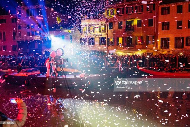 Ấn tượng lễ hội hóa trang Venice 2018 - Ảnh 7.