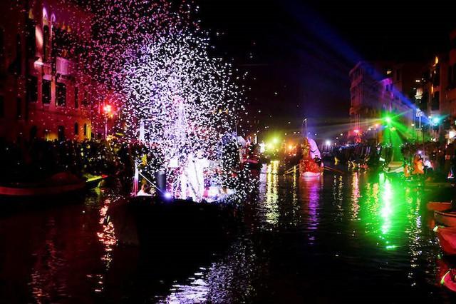 Ấn tượng lễ hội hóa trang Venice 2018 - Ảnh 8.