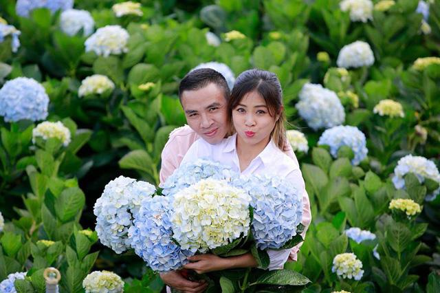 MC Hoàng Linh Chúng tôi là chiến sĩ tung ảnh cưới đẹp như mơ tại Đà Lạt - Ảnh 8.