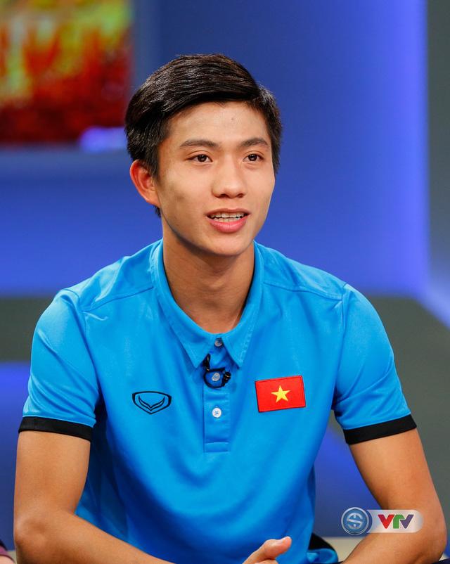 Vẻ nam tính và nụ cười đốn tim hàng triệu fan nữ của đội trưởng U23 Việt Nam, Lương Xuân Trường - Ảnh 4.