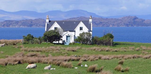 Những nơi này làm ai cũng muốn xách balo đến ở ngay vùng đồi núi Scotland - Ảnh 2.