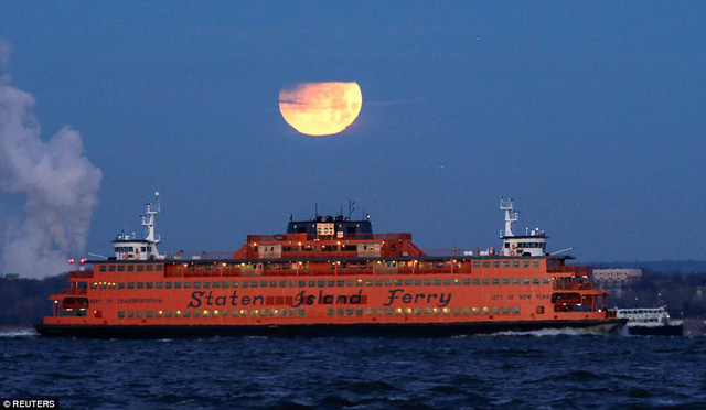 """Đẹp kì diệu trăng xanh, trăng máu và siêu trăng """"3 trong 1"""" trong đêm 31/1 - Ảnh 10"""
