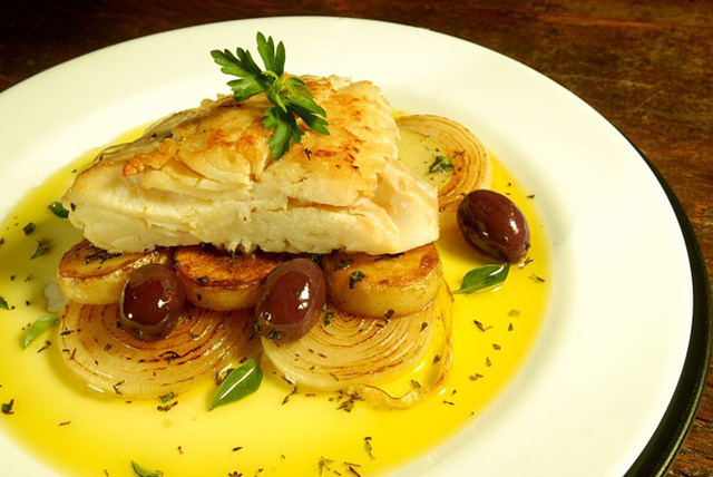 Khám phá ẩm thực Tây Ban Nha: Cá tuyết muối - Ảnh 1.