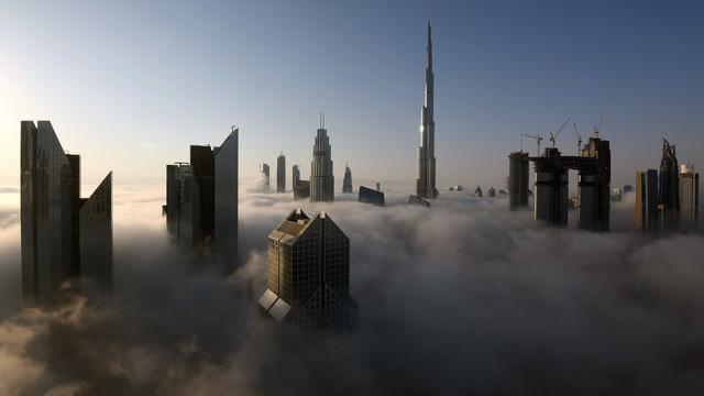 Kinh ngạc trước những con số kỷ lục của tòa tháp chọc trời giữa Dubai - Ảnh 5.