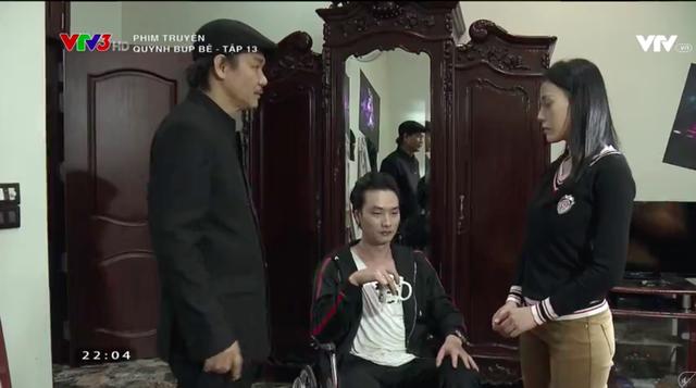 Phim Quỳnh búp bê - Tập 13: Quỳnh được tạm tha tiếp khách, về hầu hạ ông chủ con Thiên Thai - Ảnh 4.