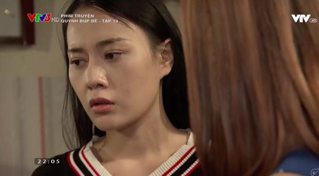 Phim Quỳnh búp bê - Tập 13: Quỳnh được tạm tha tiếp khách, về hầu hạ ông chủ con Thiên Thai - Ảnh 6.