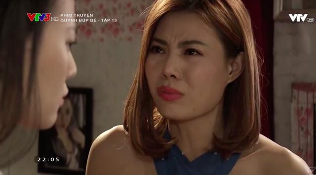 Phim Quỳnh búp bê - Tập 13: Quỳnh được tạm tha tiếp khách, về hầu hạ ông chủ con Thiên Thai - Ảnh 5.