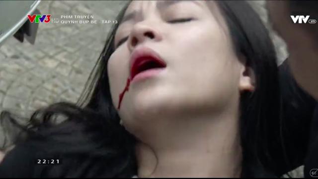 Phim Quỳnh búp bê - Tập 13: Quỳnh được tạm tha tiếp khách, về hầu hạ ông chủ con Thiên Thai - Ảnh 10.