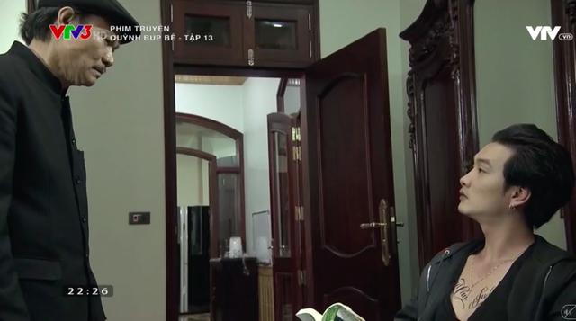 Phim Quỳnh búp bê - Tập 13: Quỳnh được tạm tha tiếp khách, về hầu hạ ông chủ con Thiên Thai - Ảnh 12.