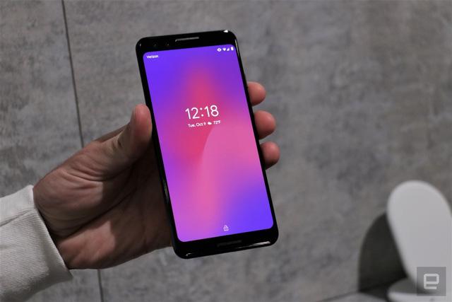 Cận cảnh bộ đôi smartphone Pixel 3/3 XL - Ảnh 1.
