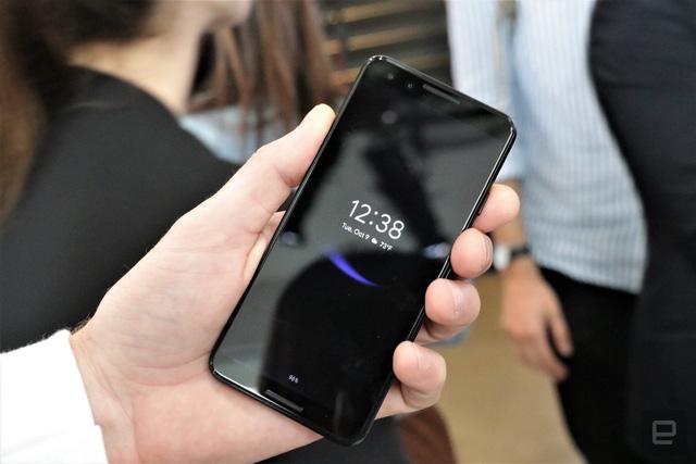 Cận cảnh bộ đôi smartphone Pixel 3/3 XL - Ảnh 5.