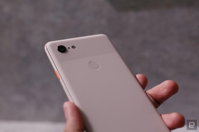 Cận cảnh bộ đôi smartphone Pixel 3/3 XL - Ảnh 13.