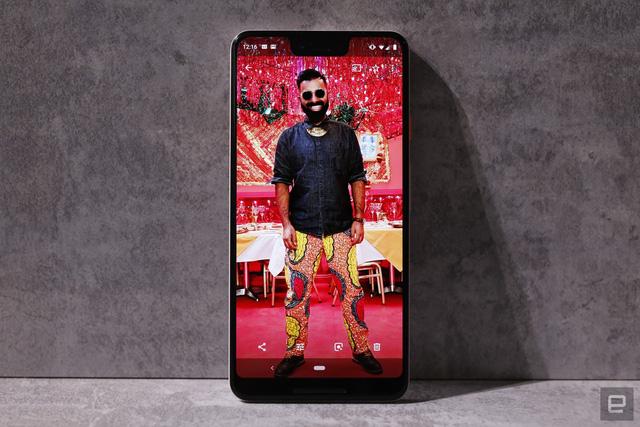 Cận cảnh bộ đôi smartphone Pixel 3/3 XL - Ảnh 7.