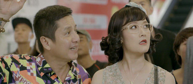 Yêu thì ghét thôi - Tập 12: Bốc phét nhầm chỗ, sếp Nhật Anh ngượng chín mặt trước bố mẹ Kim - Ảnh 2.