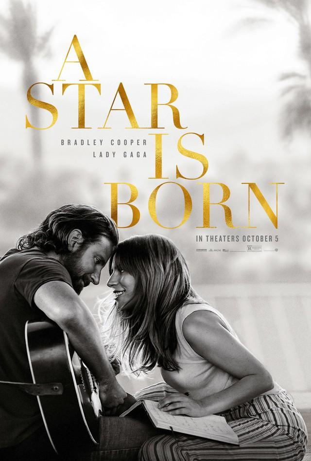 A Star Is Born: Bước chuyển mình của nữ hoàng nhạc Pop Lady Gaga - Ảnh 1.