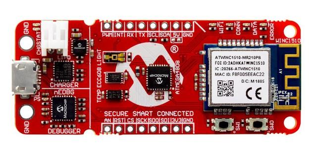 Microchip tạo ra các ứng dụng kết nối an toàn bằng thao tác đơn giản - Ảnh 1.