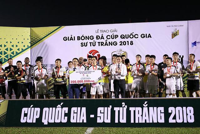 CLB Hà Nội: Giấc mơ dang dở - Ảnh 3.