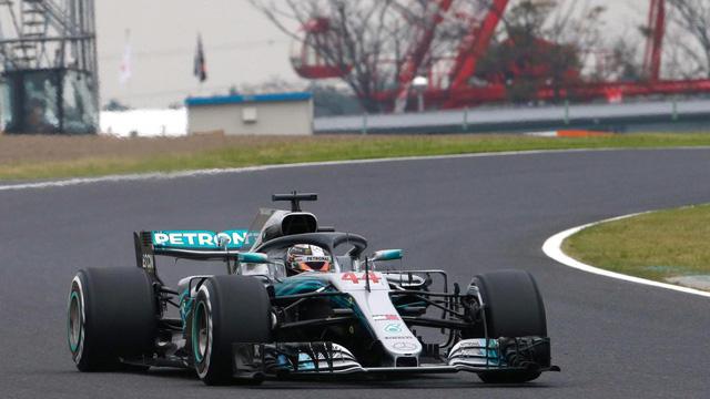 Đua xe F1: Lewis Hamilton cần làm gì để lên ngôi vô địch tại GP Mỹ? - Ảnh 1.