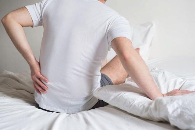 7 bệnh nghiêm trọng sau dấu hiệu của cơn đau lưng - Ảnh 8.