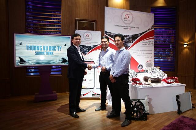 Shark Tank Việt Nam - Tập cuối: Vỡ nợ, startup làm xe ôm khởi nghiệp lại từ đầu gọi vốn 8 tỷ đồng - Ảnh 3.