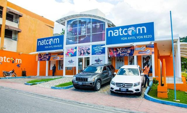 Natcom được cấp tần số 4G vàng ở Haiti - Ảnh 1.