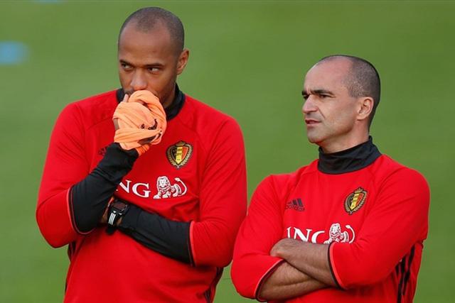 Hazard ủng hộ Henry ... nghỉ việc ở ĐT Bỉ - Ảnh 1.