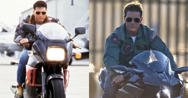 Hé lộ những hình ảnh phong độ của Tom Cruise trong phim Top Gun 2 - Ảnh 4.