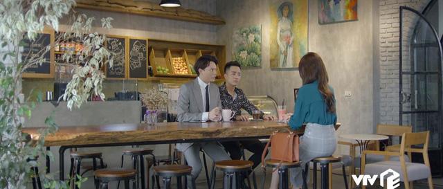 Yêu thì ghét thôi - Tập 12: Nhìn Kim biểu diễn sexy dance, sếp Nhật Anh không thể kìm lòng vội thổ lộ tình cảm - Ảnh 4.
