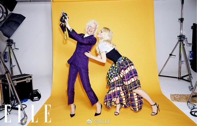 Ngả mũ trước nhan sắc của siêu mẫu nổi tiếng Claudia Schiffer - Ảnh 5.