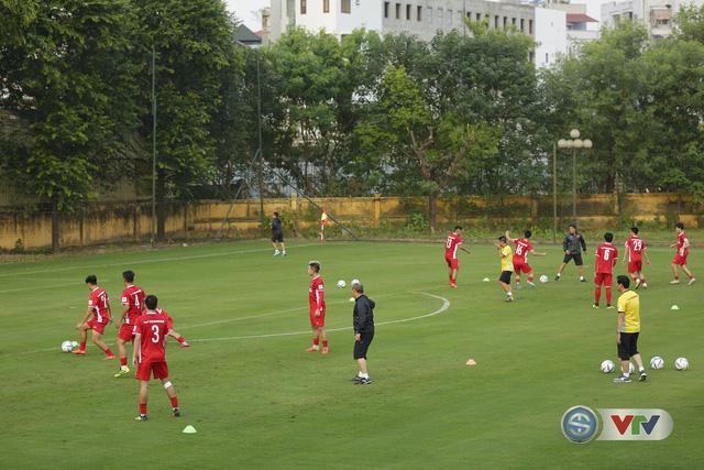 ẢNH: ĐTQG Việt Nam tiếp tục rèn quân cho AFF Cup 2018 - Ảnh 15.