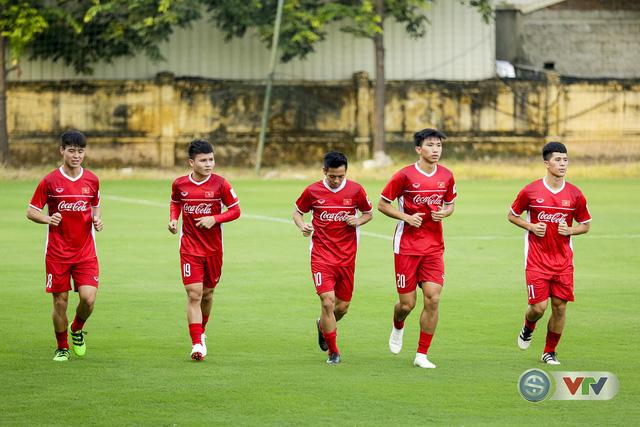 ẢNH: ĐTQG Việt Nam tiếp tục rèn quân cho AFF Cup 2018 - Ảnh 3.