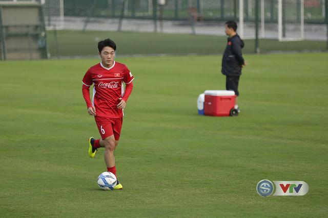 ẢNH: ĐTQG Việt Nam tiếp tục rèn quân cho AFF Cup 2018 - Ảnh 9.