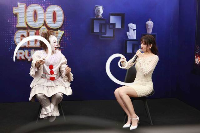 100 giây rực rỡ: Hari Won khoe vũ đạo nóng bỏng khiến khán giả phát cuồng - Ảnh 3.