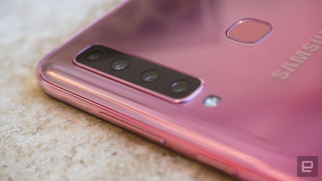 Cận cảnh chiếc smartphone 4 camera sau đầu tiên trên thế giới - Ảnh 6.