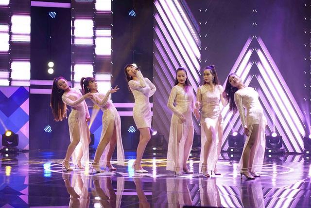 100 giây rực rỡ: Hari Won khoe vũ đạo nóng bỏng khiến khán giả phát cuồng - Ảnh 1.