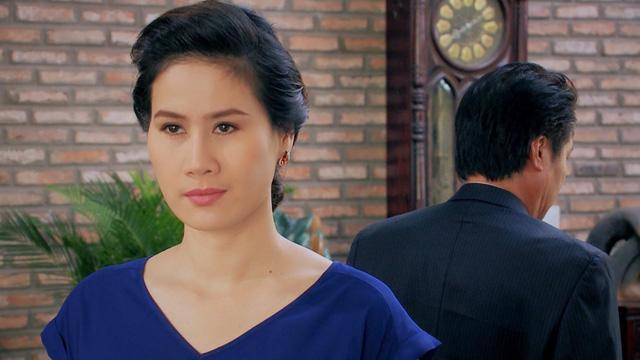 Loạt ảnh Thân Thúy Hà độc ác xuất thần trong phim Cung đường tội lỗi - Ảnh 1.