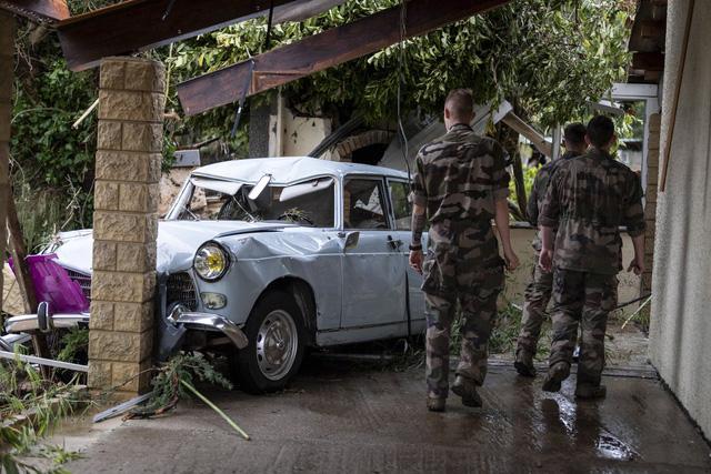 Lũ quét tại Pháp: Số thiệt mạng tăng lên 13 người - Ảnh 3.