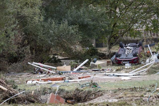 Lũ quét tại Pháp: Số thiệt mạng tăng lên 13 người - Ảnh 8.