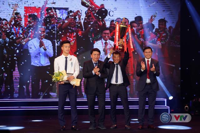 ẢNH: Toàn cảnh Gala Tổng kết các Giải BĐCN Quốc gia 2018 - Ảnh 10.