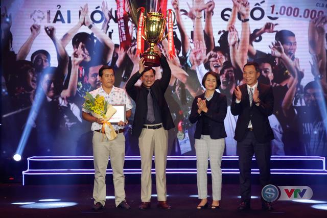 ẢNH: Toàn cảnh Gala Tổng kết các Giải BĐCN Quốc gia 2018 - Ảnh 12.