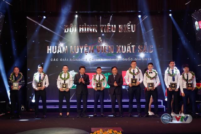 ẢNH: Toàn cảnh Gala Tổng kết các Giải BĐCN Quốc gia 2018 - Ảnh 16.