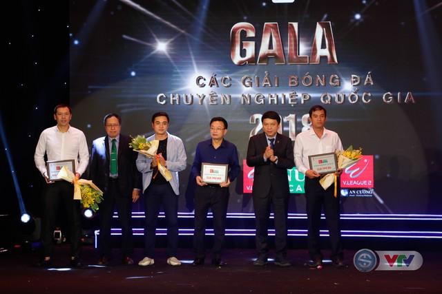 ẢNH: Toàn cảnh Gala Tổng kết các Giải BĐCN Quốc gia 2018 - Ảnh 17.