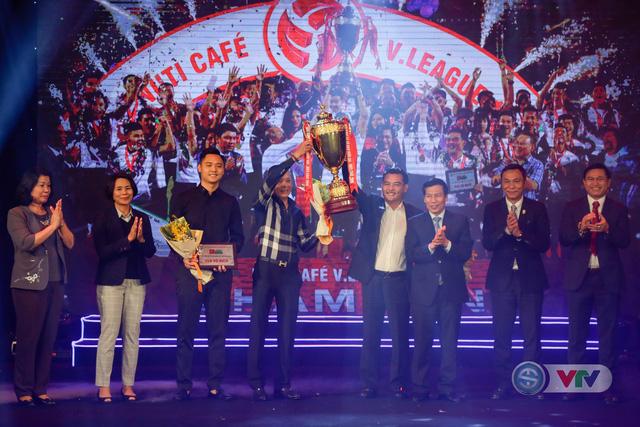 ẢNH: Toàn cảnh Gala Tổng kết các Giải BĐCN Quốc gia 2018 - Ảnh 18.