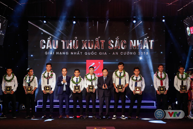 ẢNH: Toàn cảnh Gala Tổng kết các Giải BĐCN Quốc gia 2018 - Ảnh 8.