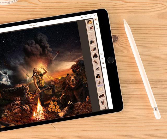 Photoshop CC phiên bản đầy đủ sẽ có trên iPad vào năm 2019 - Ảnh 2.